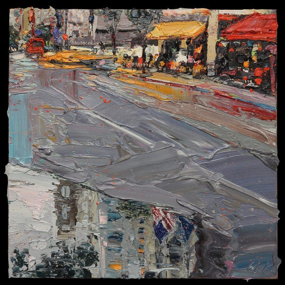 Meyer Street Reflections (NYC)
