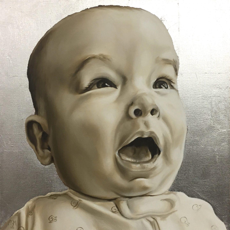 Morin Baby Humours Bodhi Awestruck