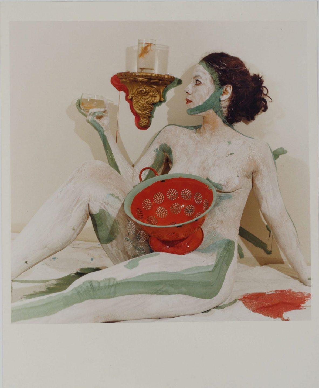 Schiavo Painted Matisse I