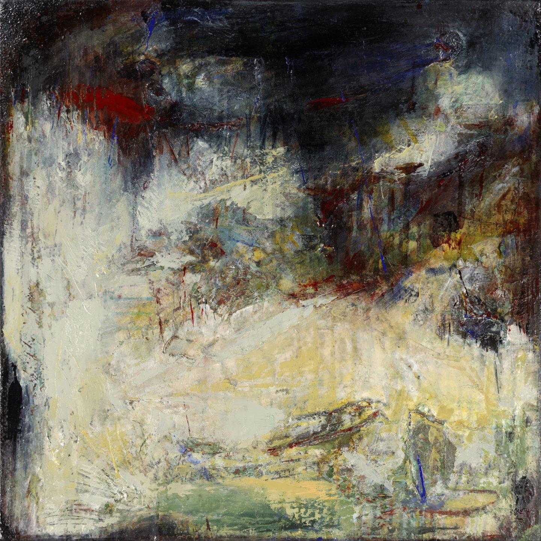 Solomon Rushing Through Darkness